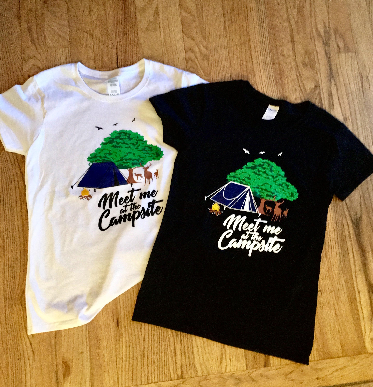 Campsite T-shirt