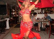 Live music - Greek / Arabic - Marianna Belly Dancer