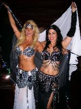 Belly Dancers in Persian Comedy show As Is