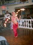 Hire Marianna for your next event ! - Fire dance - Belly Dance
