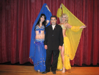 Marianna Belly Dancer with Violeta and Ali Dean